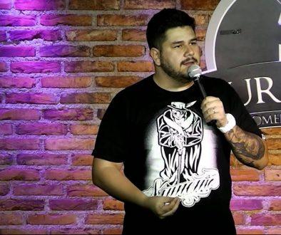 Humorista Serginho Lacerda 2